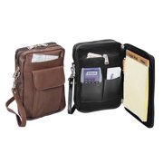 Mens Leather Compact Organizer