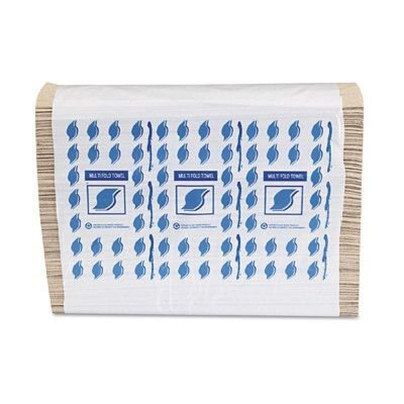 General Multi-Fold Paper Towels in Natural