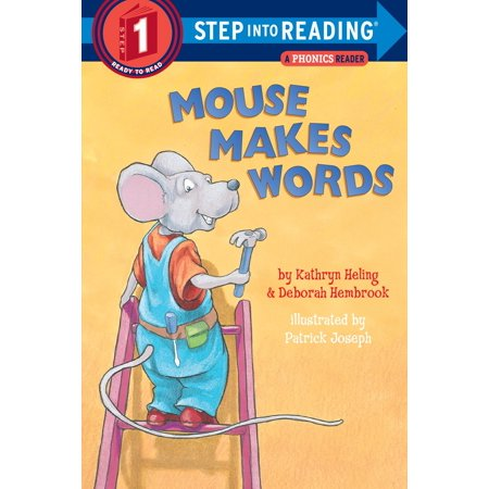 Mouse Makes Words : A Phonics Reader (Made Up Halloween Words)