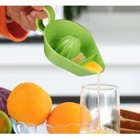 Lemon Lime Squeezer, Lemon Squeezer Citrus Juicers ABS Manual Drink Orange Lemon Citrus Lime Fruit Juice Squeezer lime...