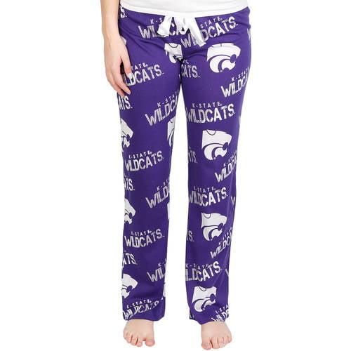 NCAA Kansas State Forerunner Ladies' AOP Knit Pant
