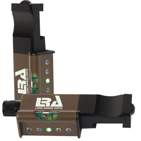 Send iT Rail Or Scope Mount Electronic Anti Cant Level For Long Range