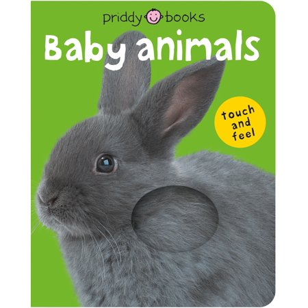 Baby Animals (Board Book) - Great Halloween Books For Toddlers