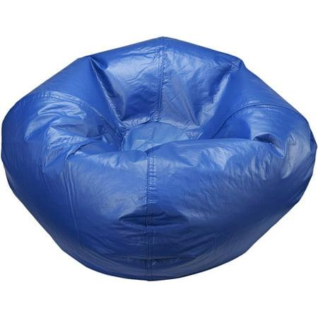 Admirable X Rocker 96 Round Vinyl Matte Bean Bag Multiple Colors Pabps2019 Chair Design Images Pabps2019Com