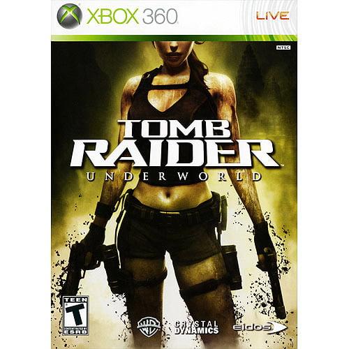 Tomb Raider: Underworld (Xbox 360) - Pre-Owned