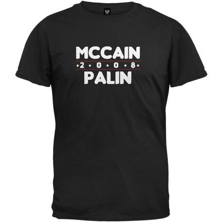 Mccain Palin 2008 (Mccain & Palin 2008 T-Shirt)
