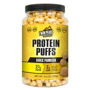 Twin Peaks Ingredients Protein Puffs - Garlic Parmesan