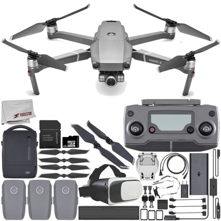"DJI Mavic 2 Pro Drone Quadcopter with Hasselblad Camera 1"" CMOS Sensor with  Fly More Kit Combo Virtual Reality Experience VR Bundle 