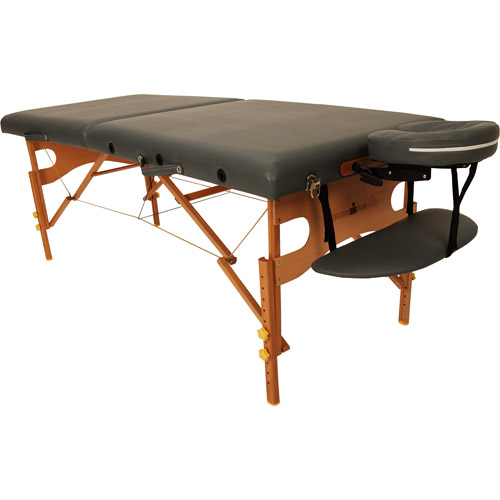 Ironman Dakota Massage Table, Dark Grey