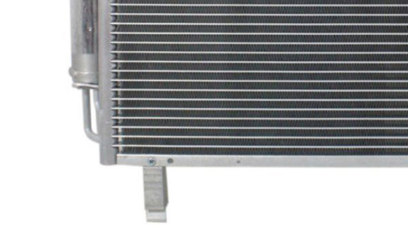 Sunbelt A//C AC Condenser For Nissan Pathfinder Infiniti QX4 3109 Drop in Fitment