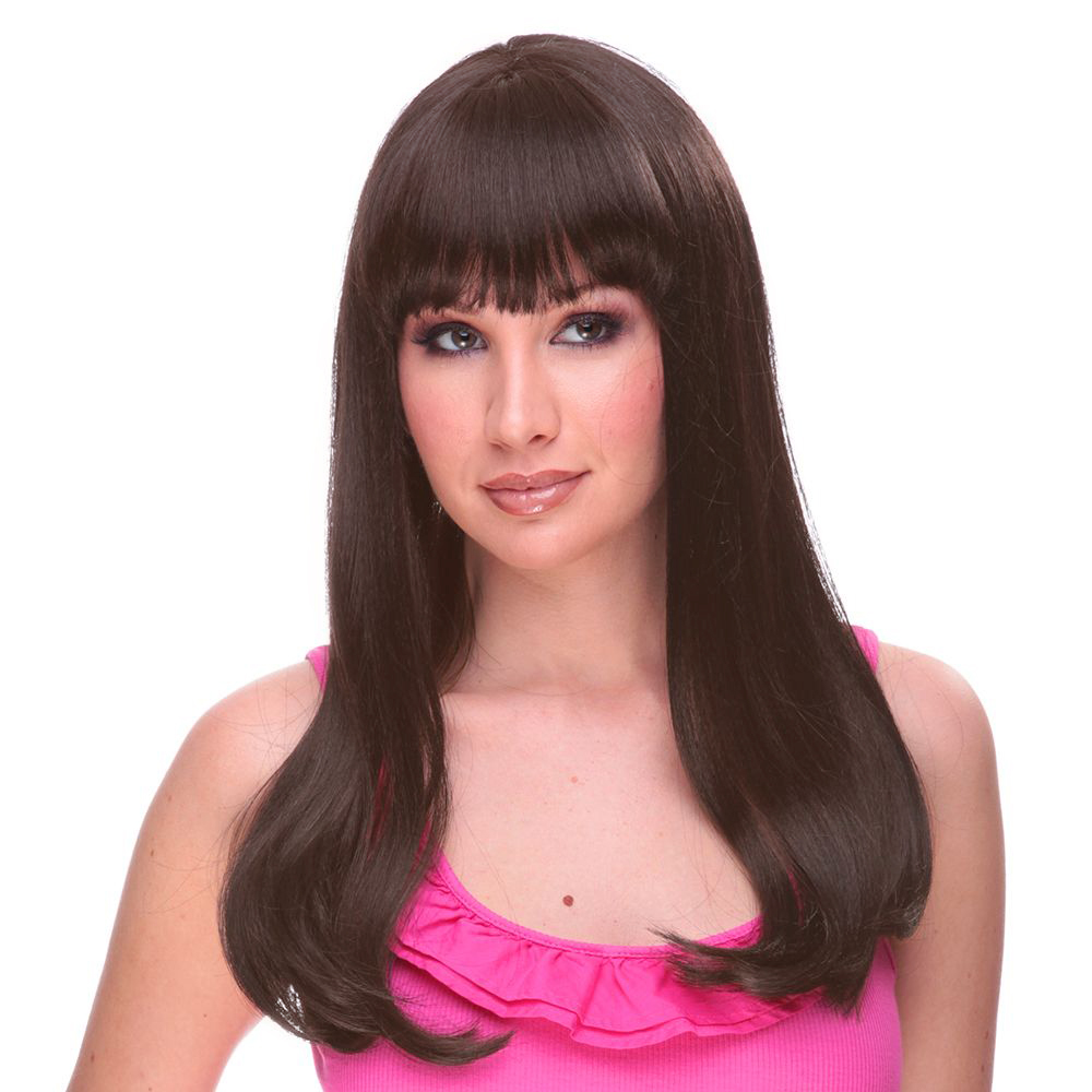 Sepia Costume Kelly Synthetic Wig - 4