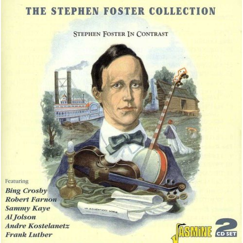 Stephen Foster Collection: Stephen Contrast / Var