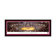 """Mississippi State Bulldogs 16"""" x 42"""" Select Frame Team Panoramic Photo"""
