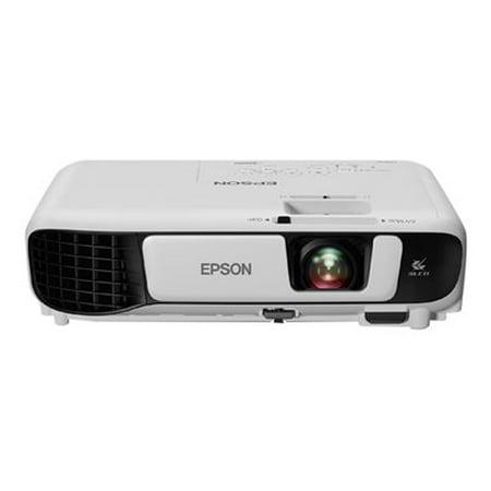 Epson EX5260 XGA 3,600 lumens color brightness (color light output) 3,600 lumens white brightness (white light output) wireless HDMI 3LCD projector (Epson Vs230 Projector)