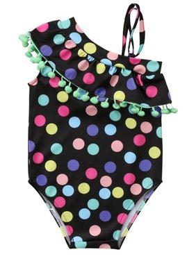 Little Girls Swimwear Walmartcom