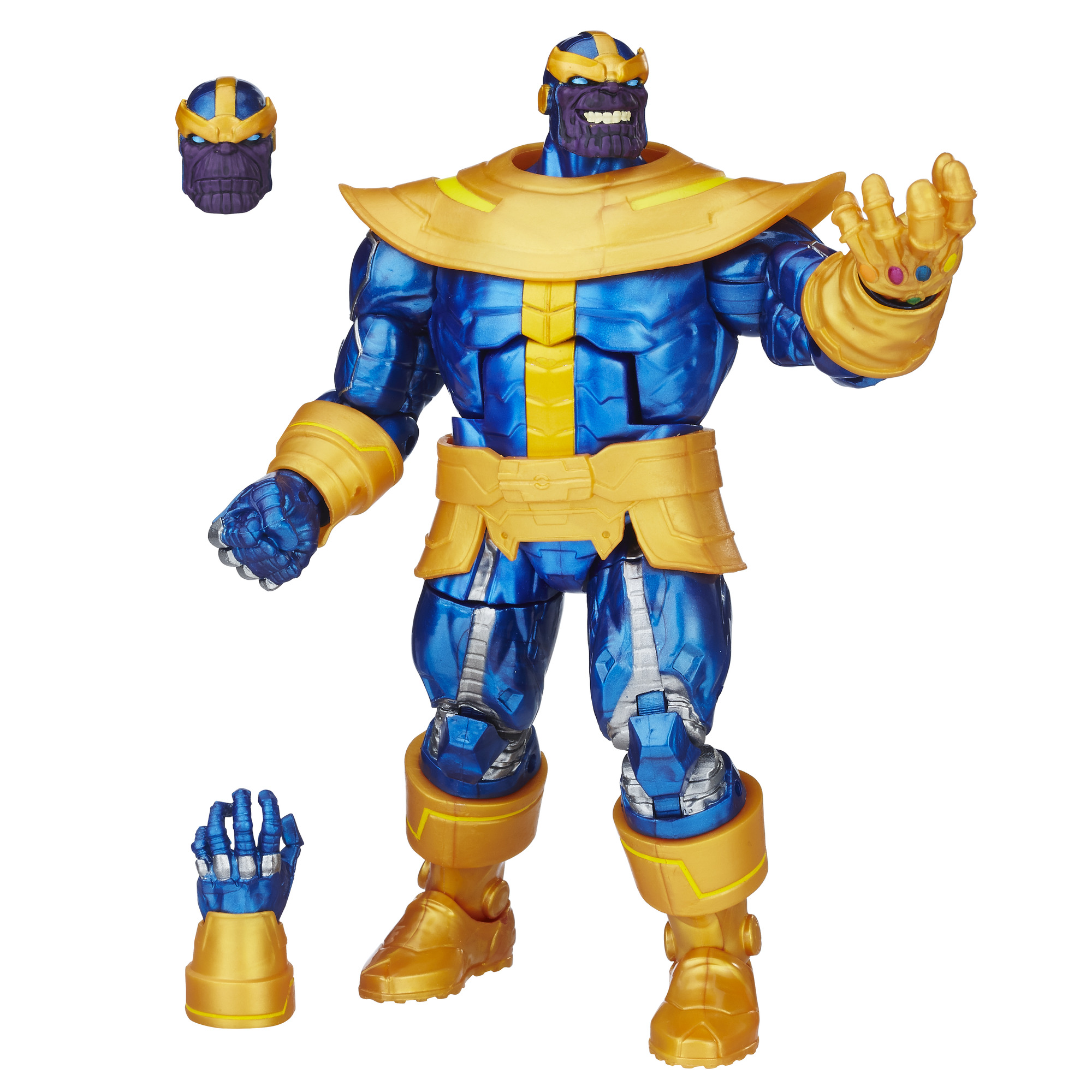 AVENGERS 6 INCH LEGENDS THANOS