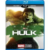 Incredible Hulk (Blu-ray + Digital)