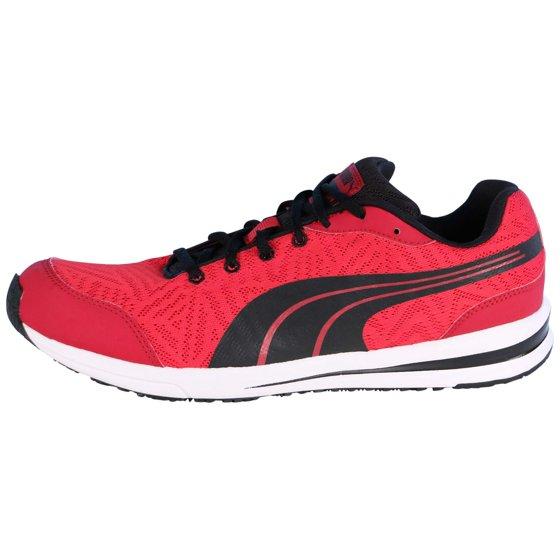 3fc720b6558d79 PUMA - Puma Mens Austin Light Weight Running Shoes-Crimson Black ...