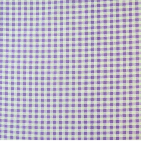 Sheetworld Ed Pack N Play Graco Square Playard Sheet Lavender Gingham Check