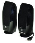 Logitech S150 Digital USB - Speakers - for PC - USB - 1.2 Watt (total) - black