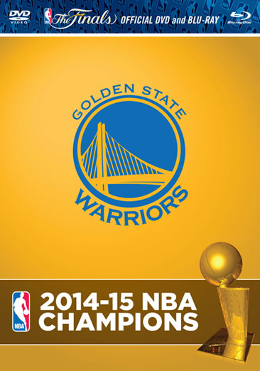 Golden State Warriors: NBA 2015 Champions (DVD) by Koch International