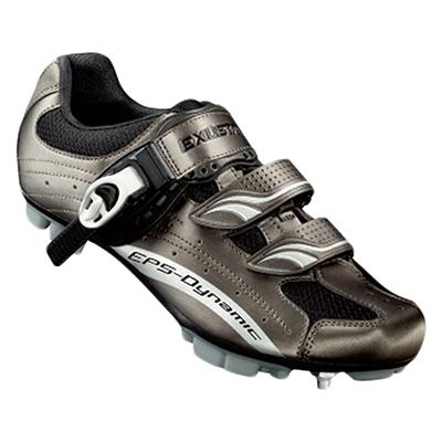 Exustar SM306 MTB Shoe, Size 39, Gray