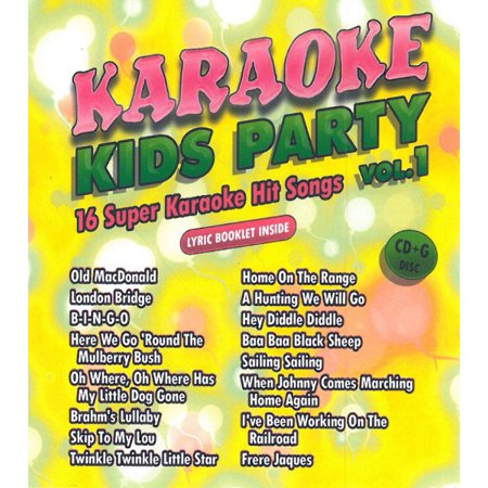 KIDS KARAOKE PARTY VOL 1 (Party Kids)