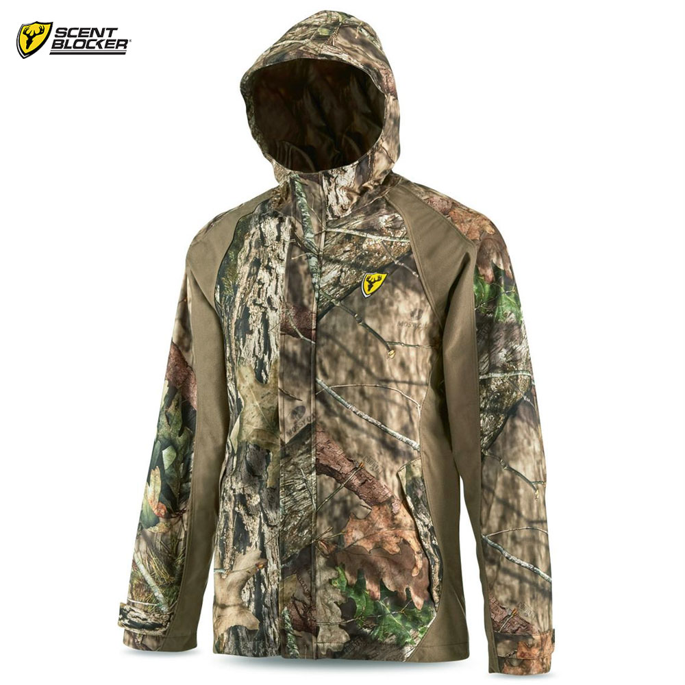 Robinson Outdoors Scent Blocker Drencher Hooded Jacket (X...