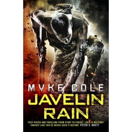 Javelin Rain  Shadow Ops   Paperback