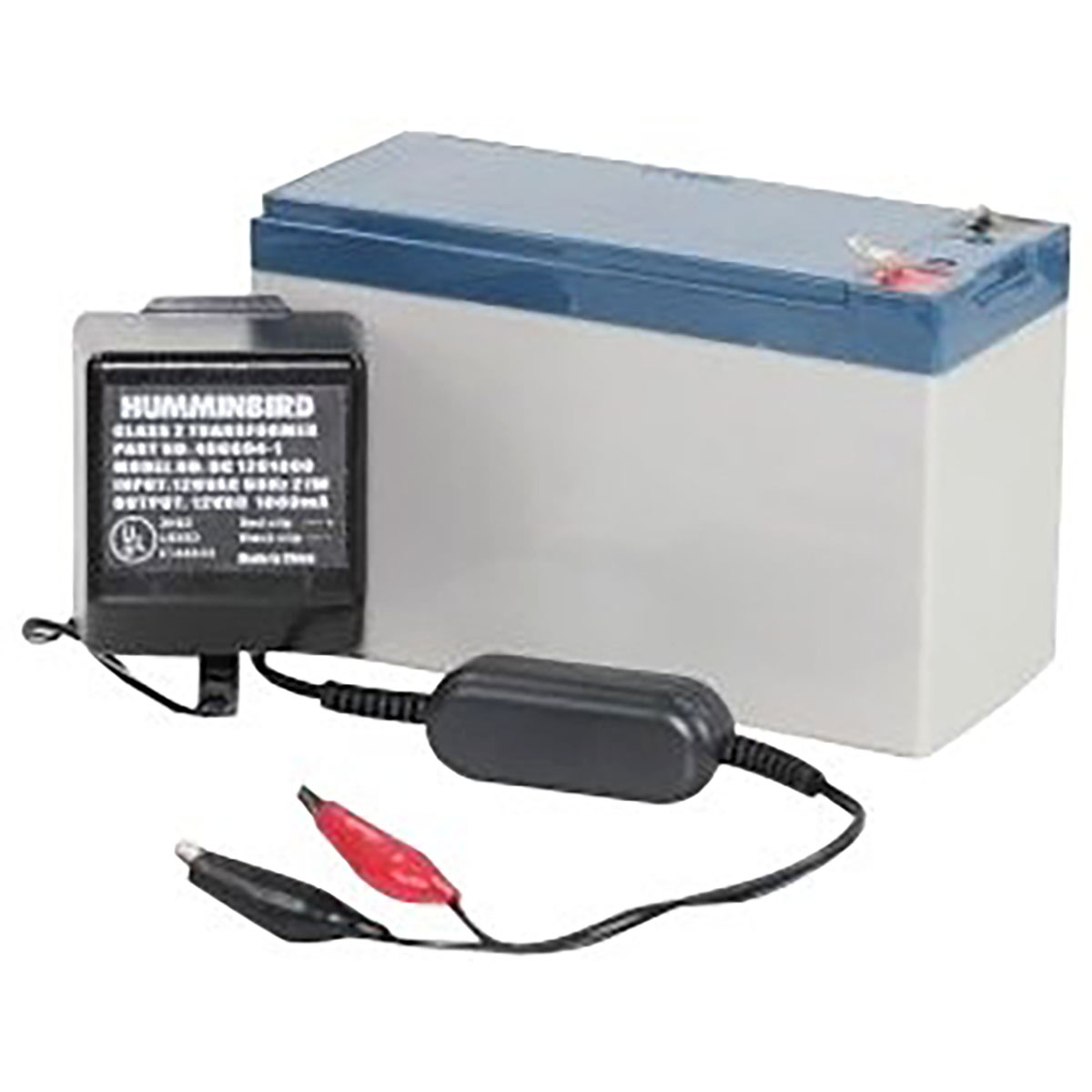 humminbird gcbk portable 7ah battery & charger - walmart, Fish Finder