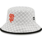 San Francisco Giants New Era Toddler Cutie Bucket Hat - White - OSFA