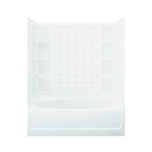Sterling by Kohler Ensemble 36'' AFD Bath/Shower Kit with...
