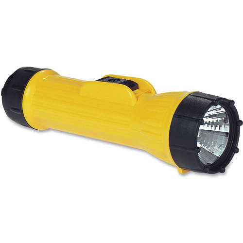 Bright Star 2d-cell Heavy-duty Flashlight Yellow, Black (10500) by Bright Star, LLC