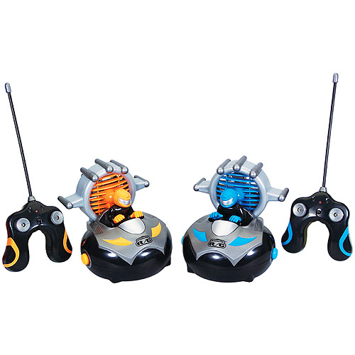 Kid Galaxy Interactive Radio-Controlled Bumper Cars by Lung Cheong International Holdings, Ltd