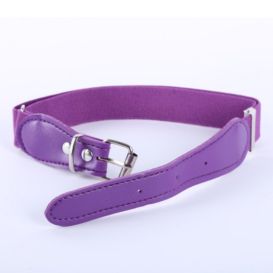 Women Men Multi-color Toddler Boy Girl Adjustable Belt Pu Leather Casual Infant Waistband Apparel Accessories