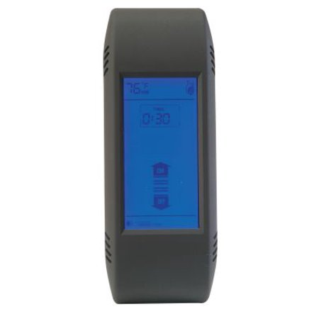 Image of Touch Screen Hand Held Transmitter with On-Off and Flame Adjustment