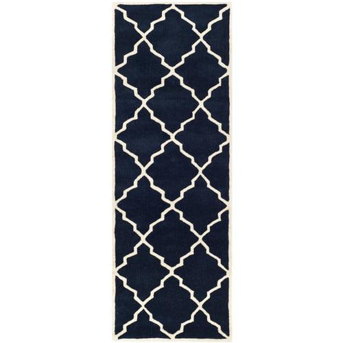 Safavieh Chatham Dark Blue Moroccan Rug
