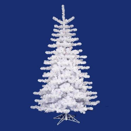 12' Crystal White Medium Artificial Christmas Tree - Unlit - image 2 of 2