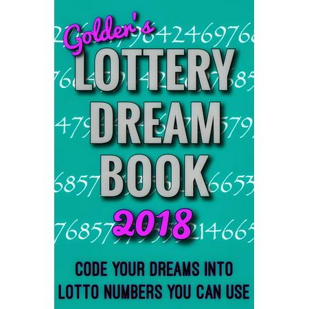 Golder's Lottery Dream Book 2018 - eBook