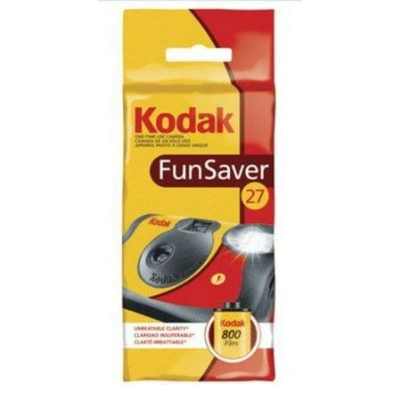 Kodak FunSaver Flash 800 ASA 27 Exp. One Time Use 35mm Disposable (Best Disposable Camera Photos)