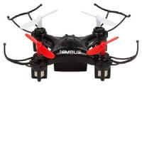 WORLD TECH TOYS 35683 Nimbus Mini Spy Drone, 3 Speed