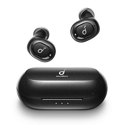 Upgraded Anker Soundcore Liberty Neo True Wireless Earbuds Pumping Bass Ipx7 Waterproof Secure Fit Bluetooth 5 Headphones Stereo Calls Noise Isolation One Step Pairing Sports Work Out Walmart Com Walmart Com