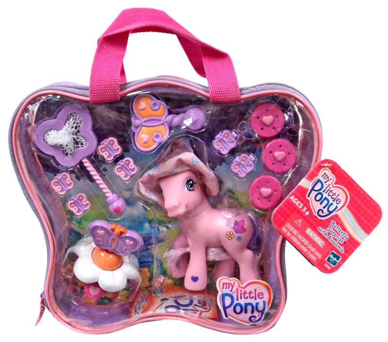 My Little Pony Butterfly Surprise & Avalonia Figure Set by