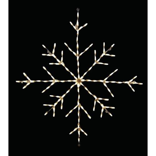 Brite Ideas 36'' Snowflake LED Light