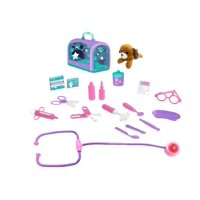 Deals on Kid Connection 20-Piece Veterinary Play Set with Plush Puppy