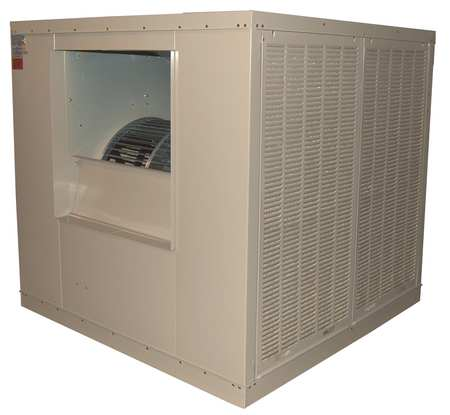 CHAMPION Ducted Evap Cooler,14000 to 21000 cfm 14/21SD