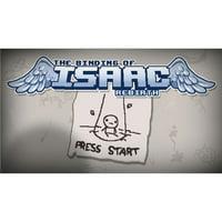 The Binding of Isaac Rebirth, Nintendo, WIIU, [Digital Download], 0004549666116