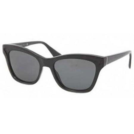 PRADA Sunglasses SPR 16P BLACK 1AB-1A1 SPR16P