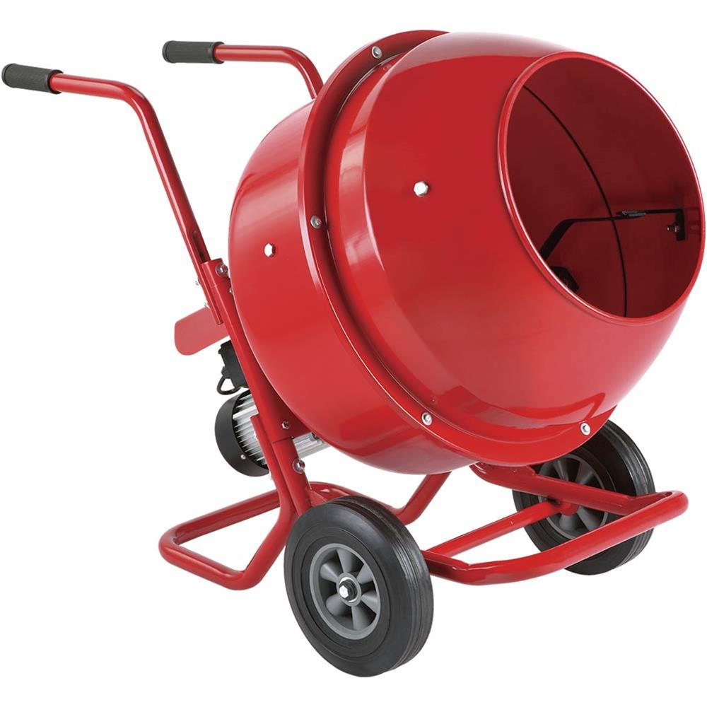 Grizzly T10095 Low Profile Cement Mixer by
