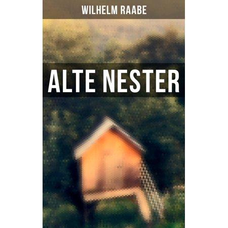 Alte Nester - eBook (Pumpkin Nester)